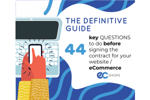 The definitive guide of the Key Questions to ask your Website Provider before signing the contract