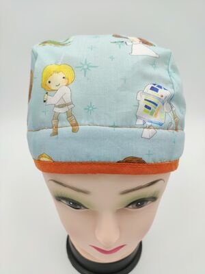 Gorro Disney Mini Star Wars (Pelo Corto/Largo)